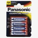 ��������� ��������� AA / LR6 PANASONIC Essential Power