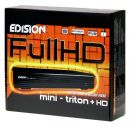 �������� ���������������� ������ �������� EDISION HD MINI-TRITON MPEG4+ HD