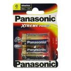 ΜΠΑΤΑΡΙΕΣ Xtreme Power Alkaline Panasonic LR14 / C