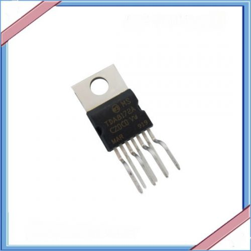 TDA8172A VERTICAL IC DRIVER FOR CRT TV