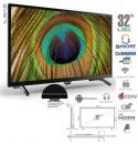 "SMART ΤΗΛΕΟΡΑΣΗ 32"" SUNNY 32"" SMART DVB-T2 / C / S2 LED TV"