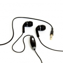 Hands Free Stereo Gecko Trance XD Remote Apple iPhone 4 3.5mm Μαύρο