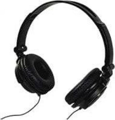 MSONIC MH476X Stereo headphone with Cord Length: 5m